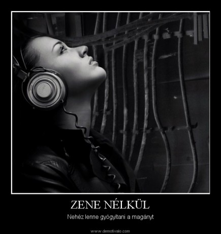 Zene nélkül